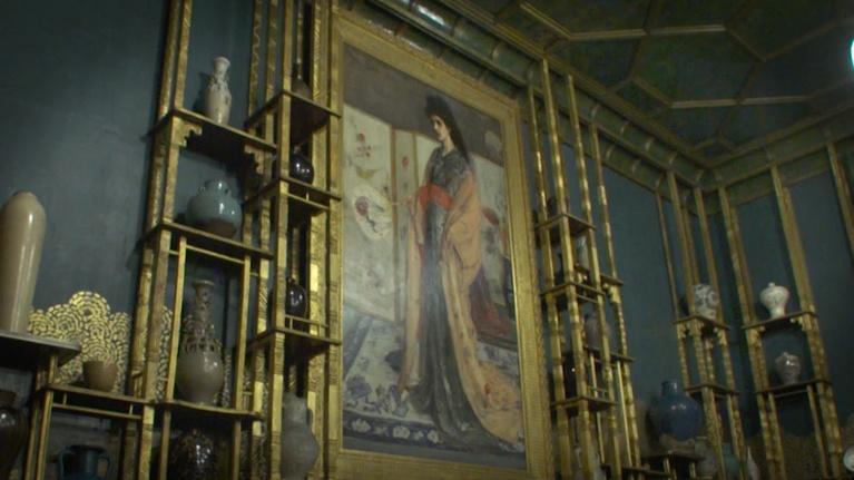 WETA Around Town: Freer Gallery of Art