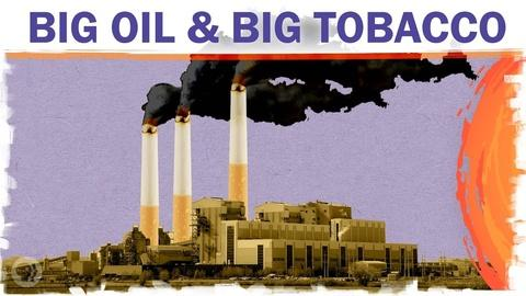 Hot Mess -- Will Big Oil Have To Pay Up Like Big Tobacco?