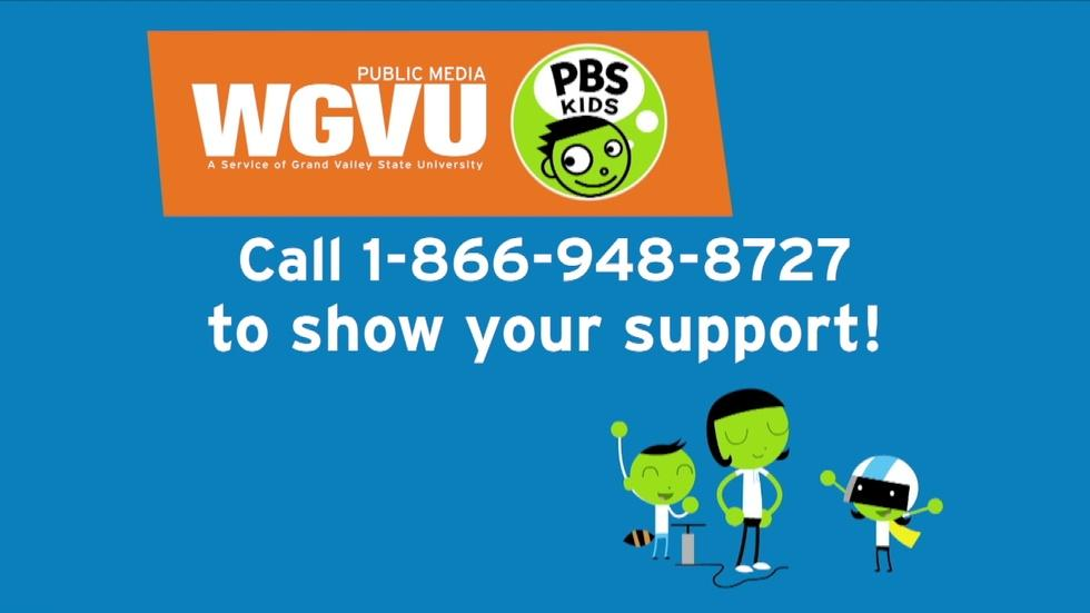 WGVU PBS Kids 24/7 Channel Promo image