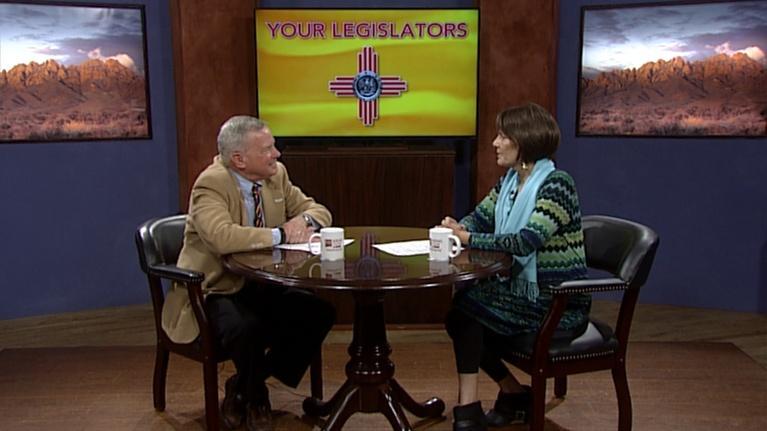 Your Legislators: 2018 Yvette Herrell