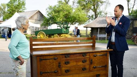Antiques Roadshow -- Bonanzaville, Hour 1