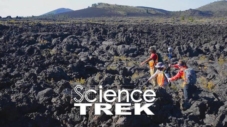 Science Trek: The Moon: Can You Visit the Moon in Idaho?