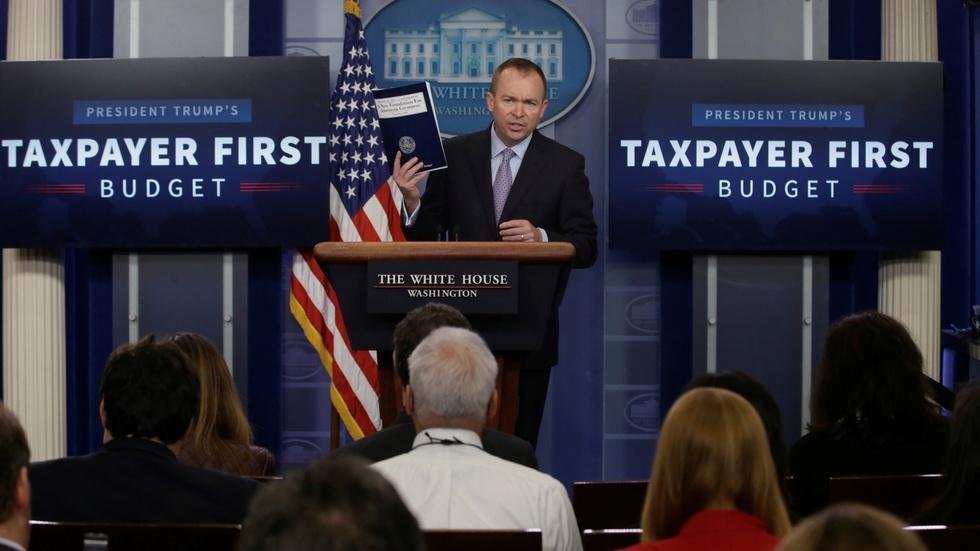 Debating the impact of Trump's stark budget departure image