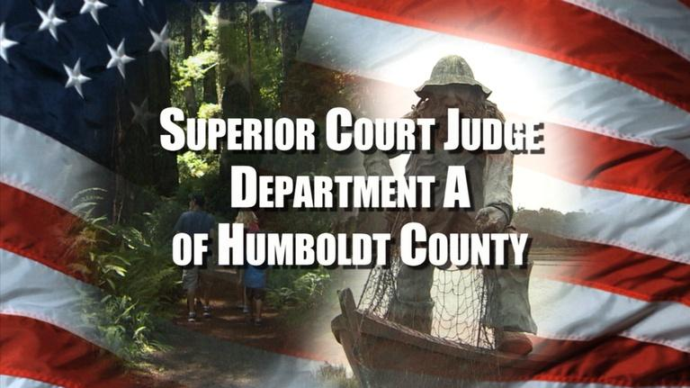 League of Women Voters Candidate Forums: Humboldt County Superior Court Judge Department A 2018