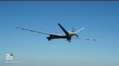 PBS NewsHour | Why growing U.S. drone operations in Niger are controversial