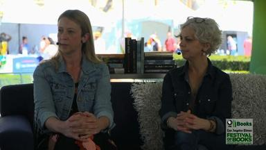 Robin Benway & Kate DiCamillo – L.A. Times Festival of Books