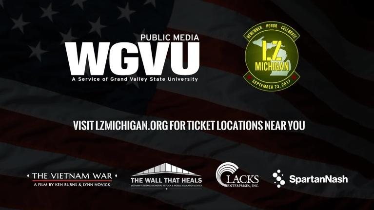 Engage Veterans: LZ Michigan 2017 Promo