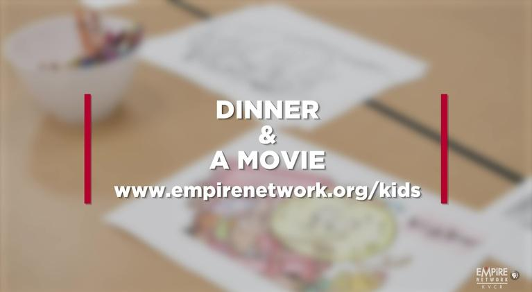 State of the Empire: Dinner and a Movie