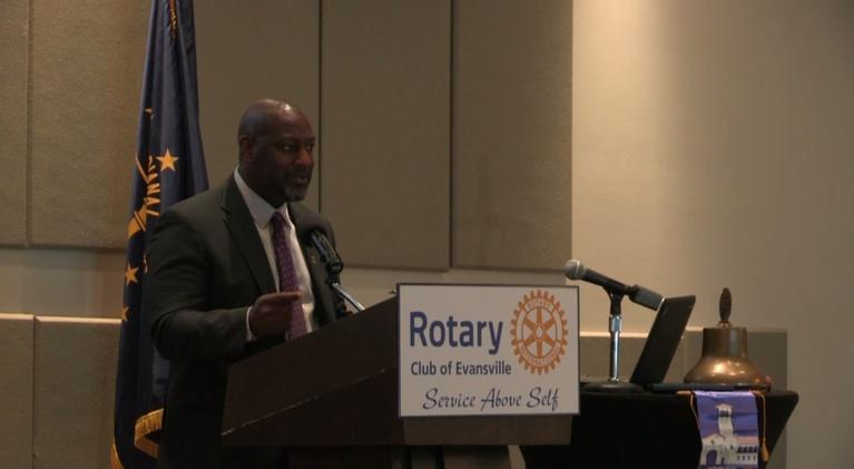 Evansville Rotary Club: Regional Voices: YMCA of Southwest Indiana