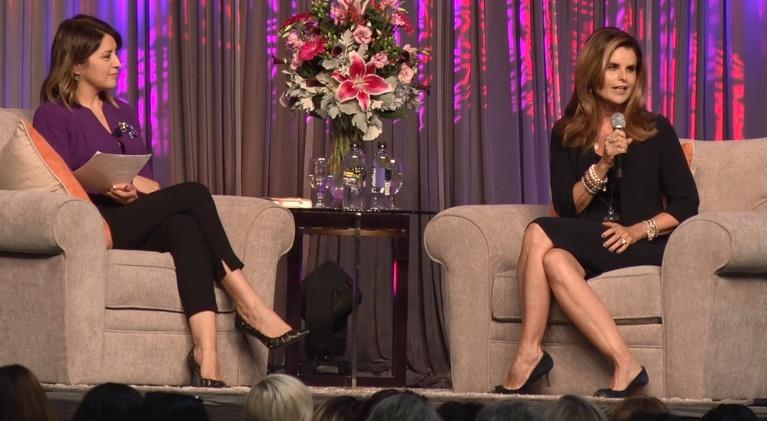 byYou News/Public Affairs: Central California Women's Conference: Maria Shriver Keynote