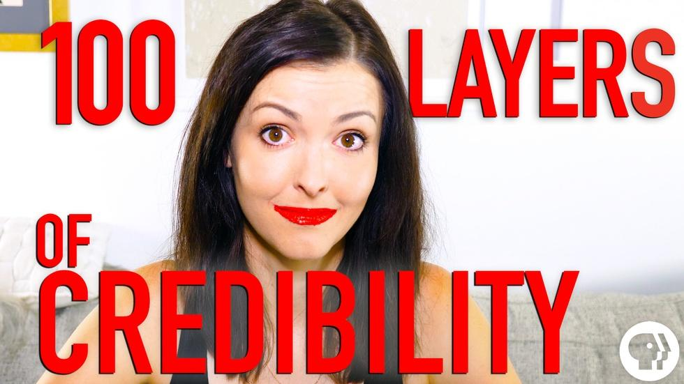 100 LAYERS OF CREDIBILITY image