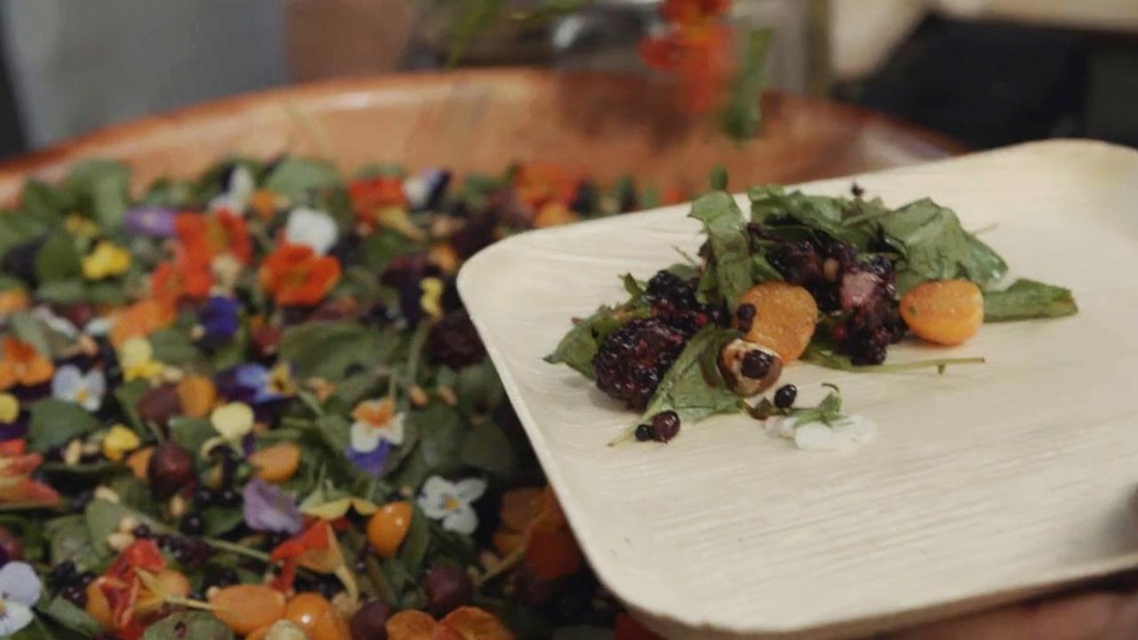 Make Ohlone Salad
