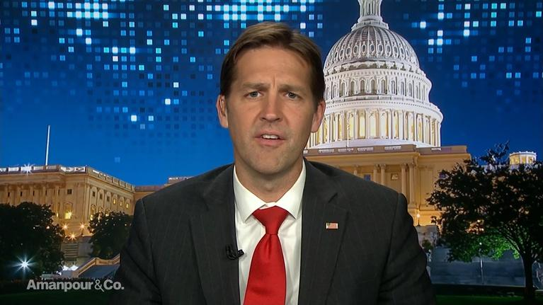 Amanpour and Company: U.S. Sen. Ben Sasse on The Divided Political Scene