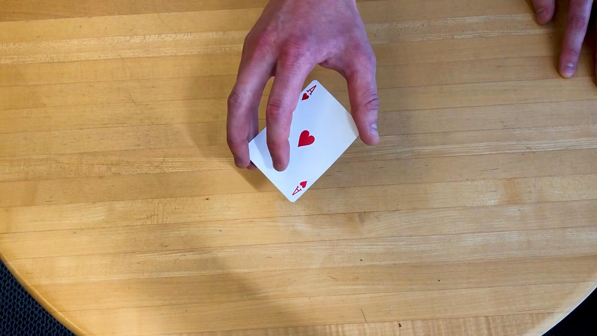 The Science Behind This Slight of Hand