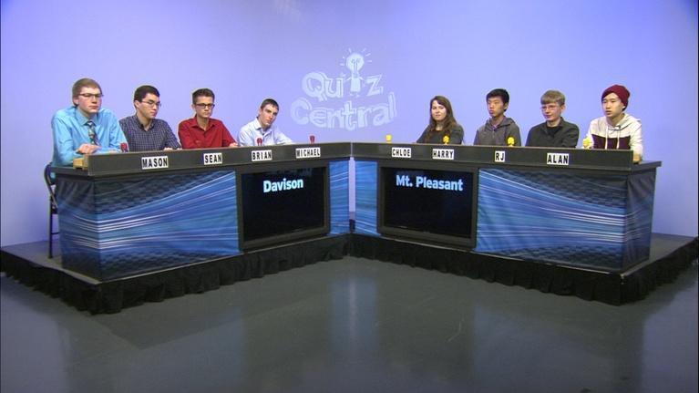 Quiz Central: Davison vs. Mt. Pleasant