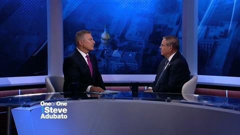 S2018 E2172: U.S. Senate Special: Senator Bob Menendez and Bob Hugin