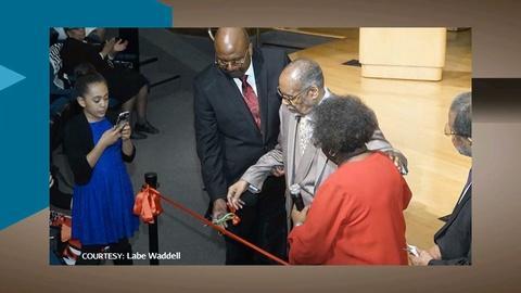 NAACP/Reverend Charles Adams