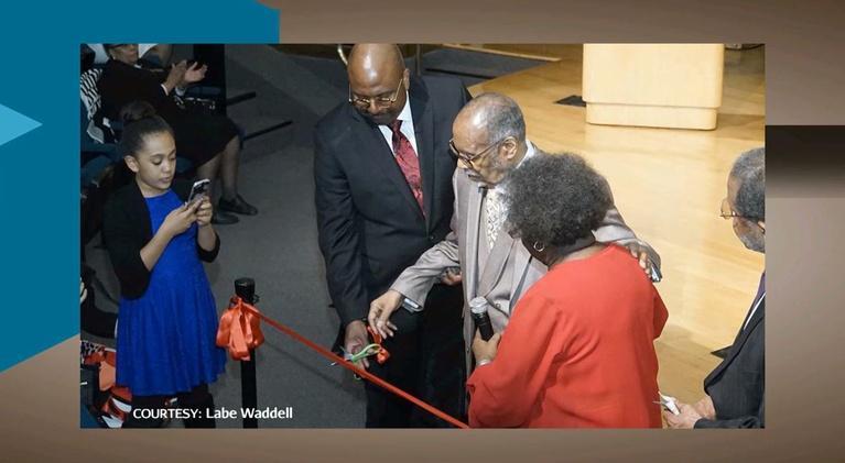 American Black Journal: NAACP/Reverend Charles Adams