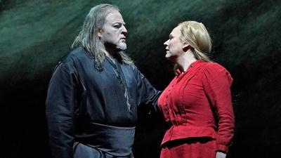Great Performances   Excerpts from Der Fliegende Holländer