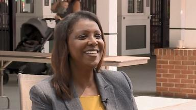 One-on-One with Tish James