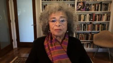 Activist Angela Davis on the Current Political Moment