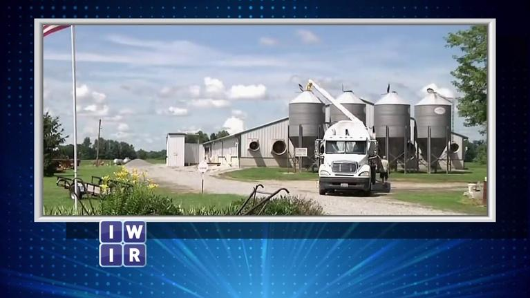 Indiana Week in Review: Trump's Farm Aid - July 27, 2018