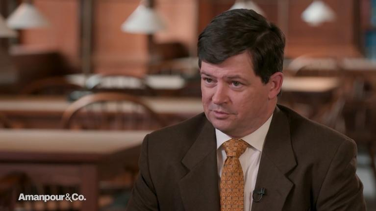 Amanpour and Company: Will Texas Turn Blue? Journalist Jeremy Wallace Weighs In