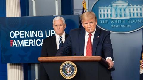 Washington Week -- Washington Week full episode for April, 17, 2020