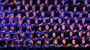 Merry Little Christmas Teitter 2021 Tabernacle Choir Christmas Concert Christmas With The Tabernacle Choir Star In The East Season 2020 Pbs