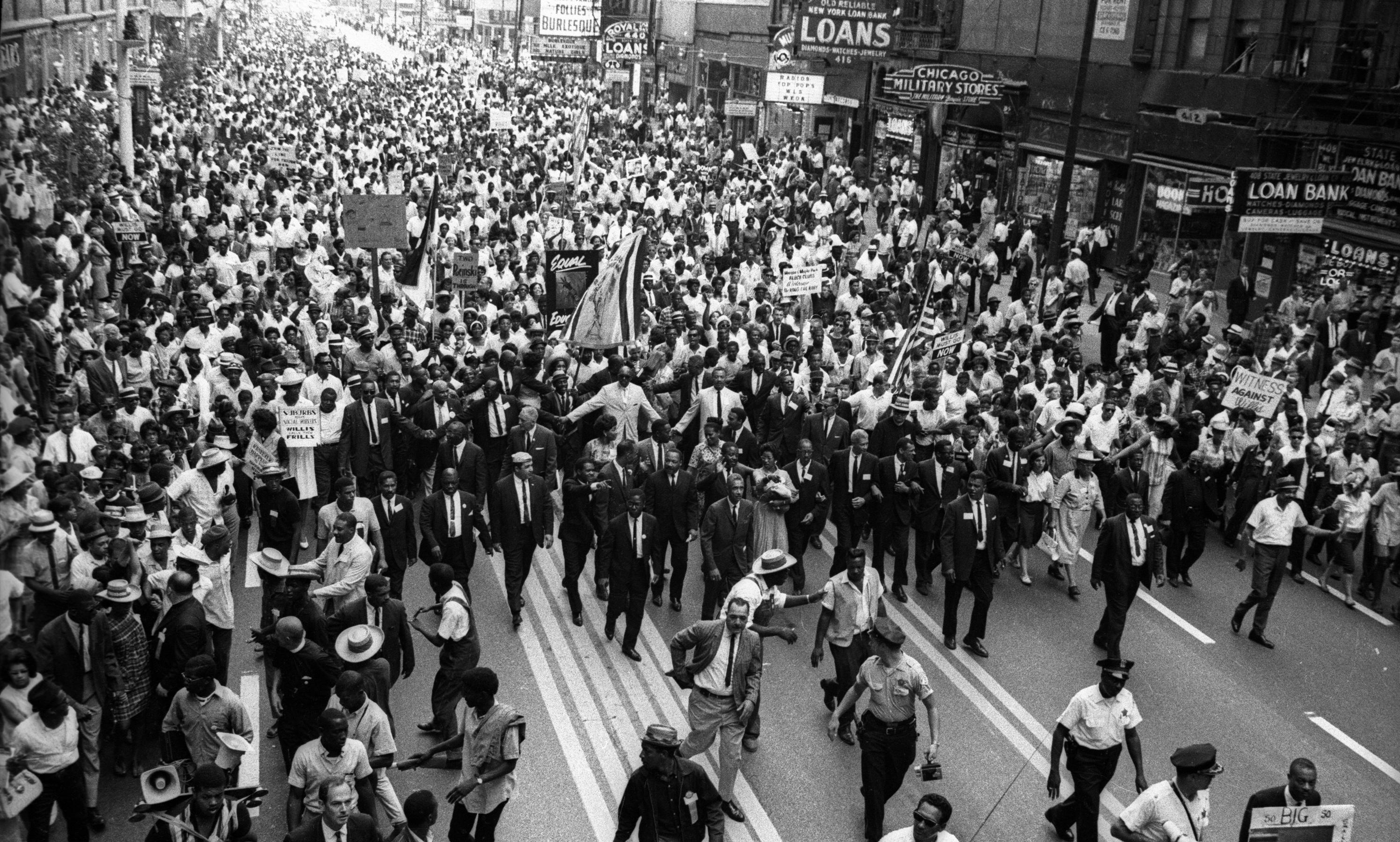Two Societies (1965-1968) | Promo