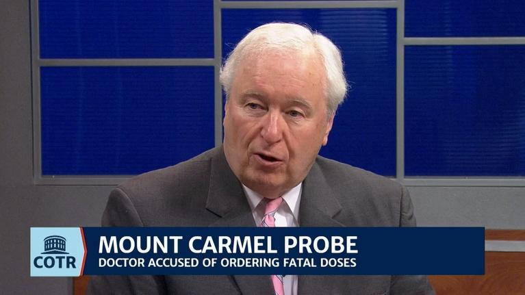 Columbus on the Record: Mount Carmel Overdose Investigation, Shutdown Cease Fire