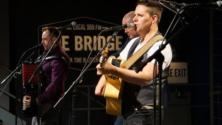 Live On The Bridge: The High Kings