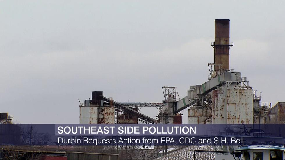 Durbin to CDC: Investigate Manganese Risks on Southeast Side image