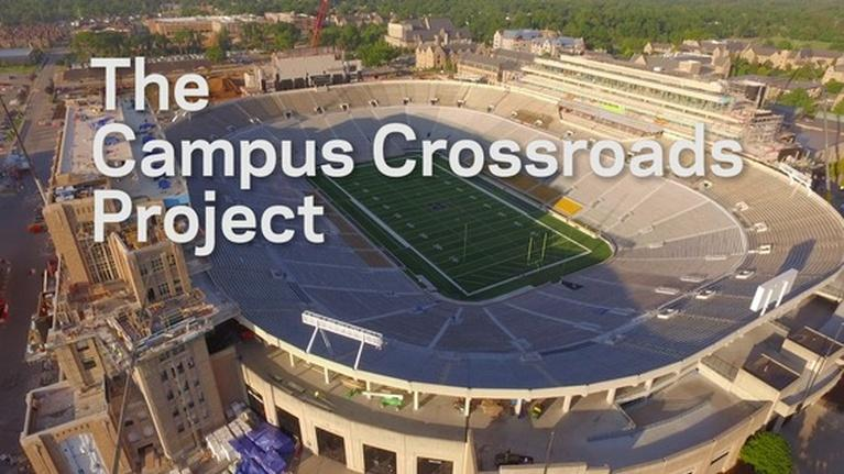 WNIT Specials: ND Campus Crossroads