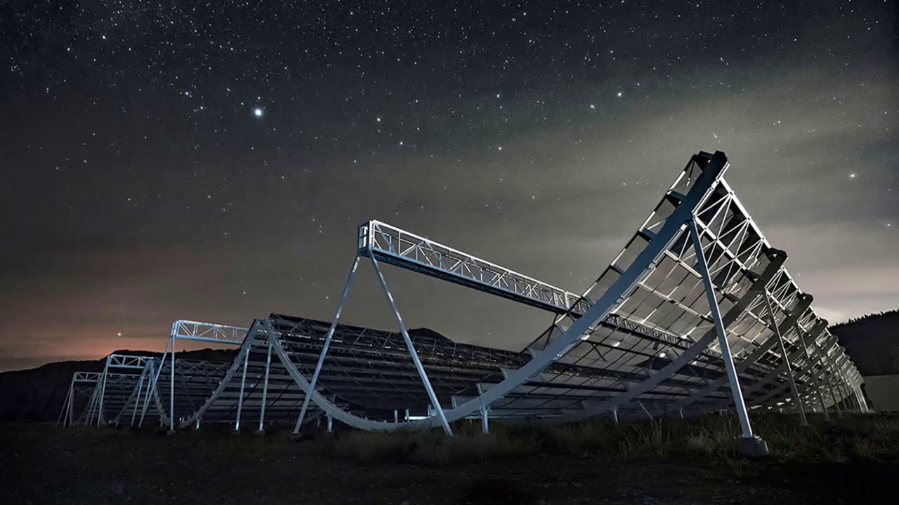 Astronomers Detect Mysterious Signal From Space