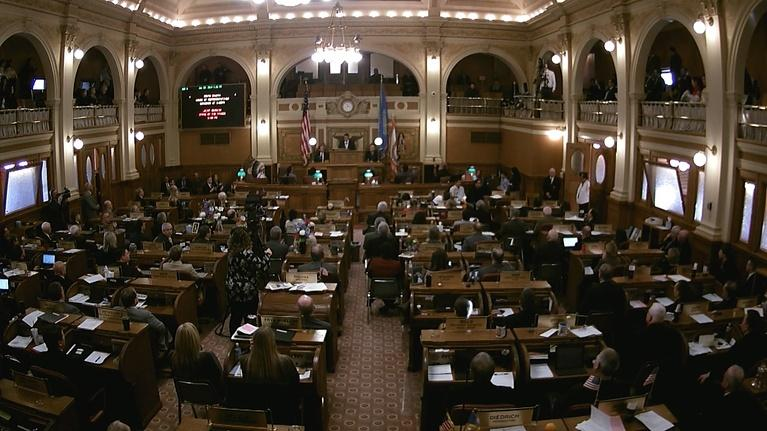 Statehouse: 2019 State of the Tribes Address