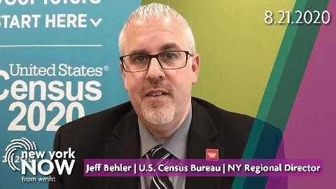 U.S. Census Bureau Regional Director Jeff Behler