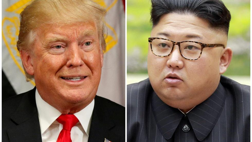 Does Trump's war of words with North Korea inflame or deter? image