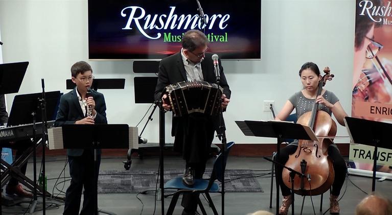 SDPB Specials: Rushmore Music Festival: Latin Jazz