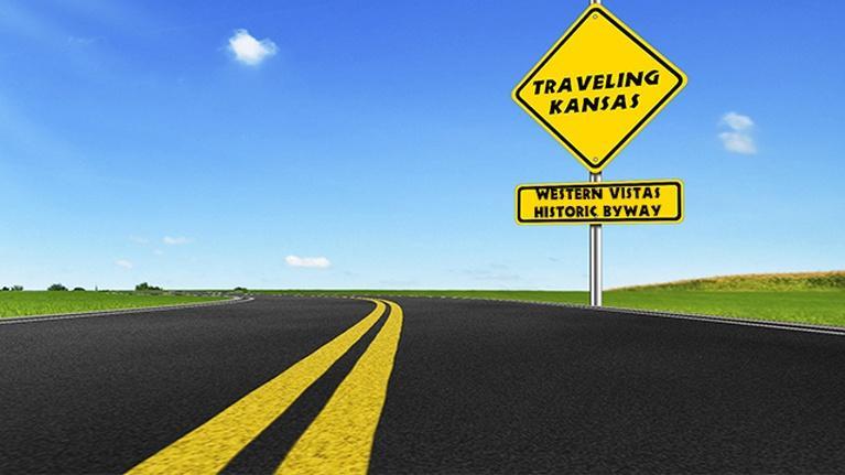 Traveling Kansas: Traveling Kansas - Western Vista Historic Byway (Ep504)