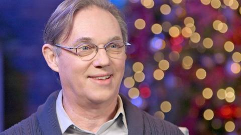 Christmas With The Tabernacle Choir -- Richard Thomas: The Perfect Story