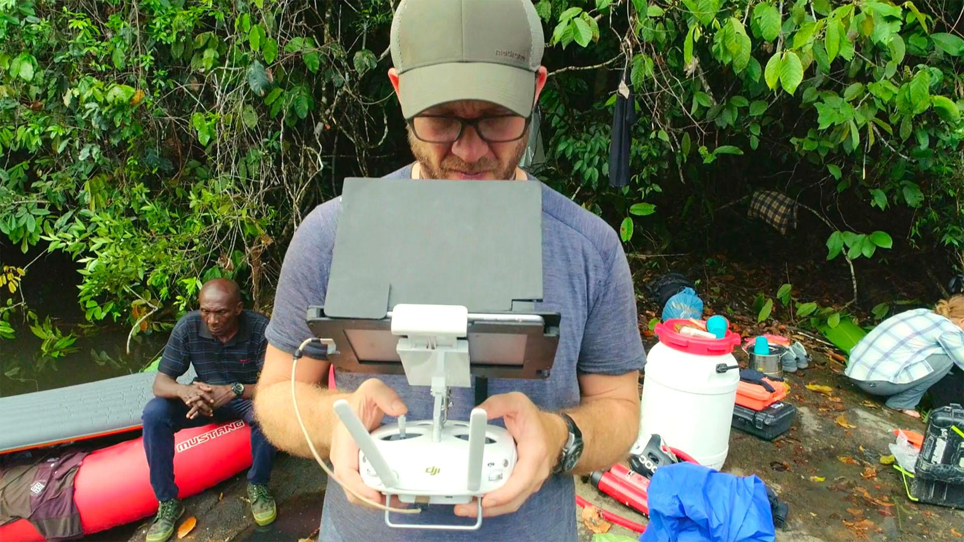 How Drones are Used on Expedition | Digital Extra