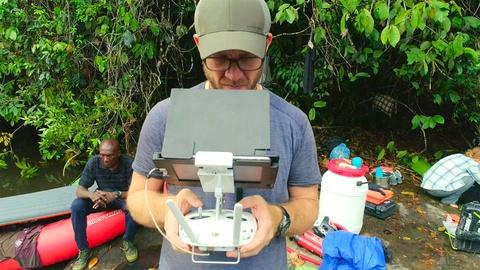 Expedition -- How Drones are Used on Expedition   Digital Extra