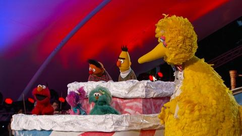 The Muppets from Sesame Street at the 2019 A Capitol Fourth