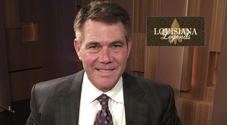 Louisiana Legends: Roy O. Martin III | Louisiana Legends