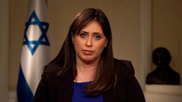 Israel's Ambassador Responds to Gaza Airstrikes