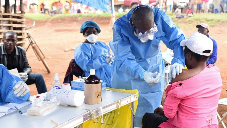 PBS NewsHour: A new Ebola vaccine is being tested in war-torn Congo