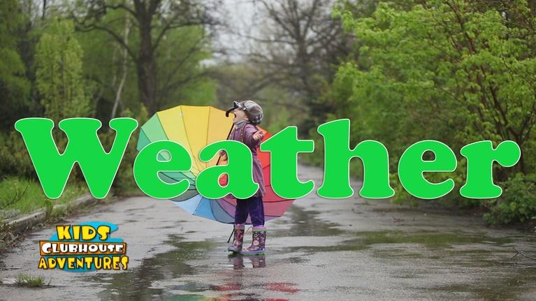KIDS Clubhouse Adventures: Weather Episode