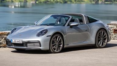 2021 Porsche 911 Targa 4 & 2020 Buick Encore GX