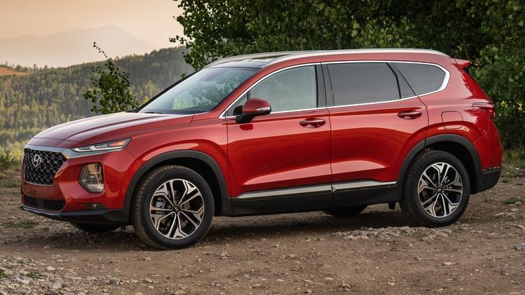 MotorWeek: 2019 Hyundai Santa Fe & 2019 McLaren 720s